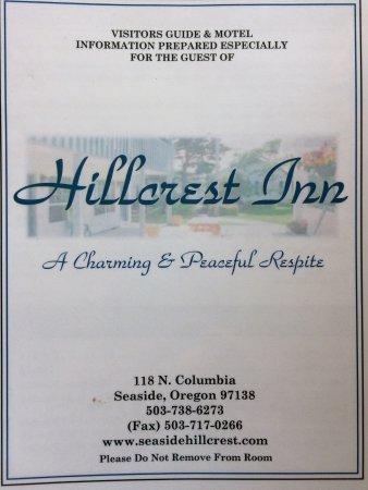 Hillcrest Inn: photo0.jpg