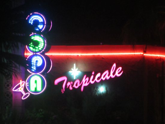 Tropicale (next to COPA), Palm Springs, Ca