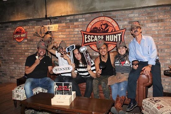 Escape Hunt
