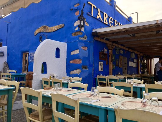 Mylos Fish Restaurant Leros Restaurant Reviews Photos
