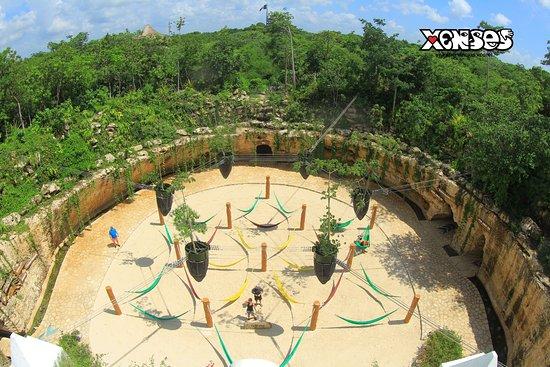 Xenses Park: Zen Hammock Garden