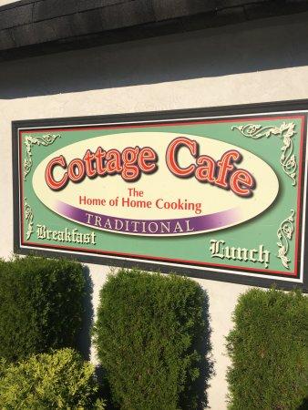 Spokane Valley, WA: Cottage Cafe