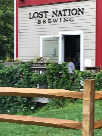 Morrisville, VT: Lost Nation Brewing