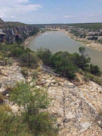 Langtry, TX: Pecos River Bridge
