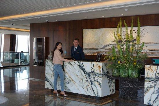 Shangri La London Room Service Menu