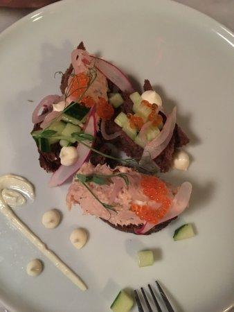 Brine: Salmon Pate
