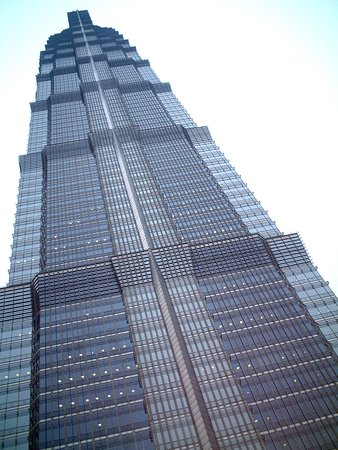 Grand Hyatt Shanghai: Look at this fabulous Skyscrapper!!!