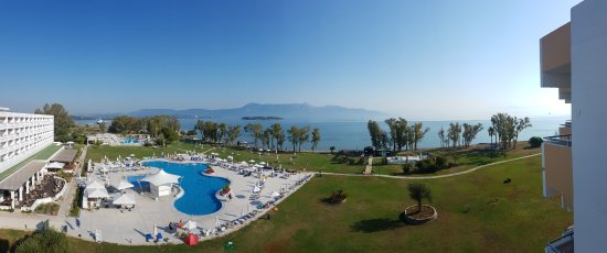 TUI FAMILY LIFE Kerkyra Golf : View from room 414