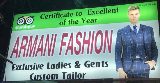 Armani Fashion