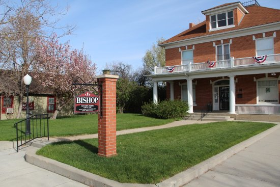 Casper, WY: Historic Bishop Home