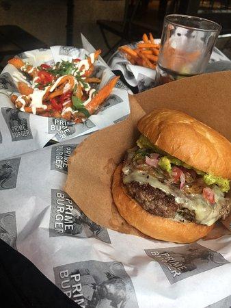 prime burger stockholm