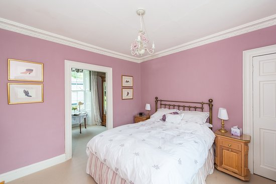 Selkirk, UK: Rose bedroom