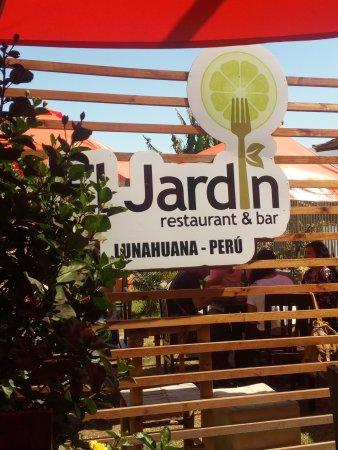 El jardin restaurant bar lunahuan fotos n mero de for Bar restaurante el jardin zamora