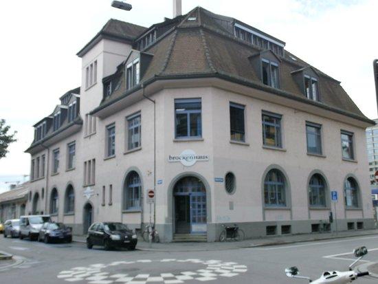 Zurcher Brockenhaus