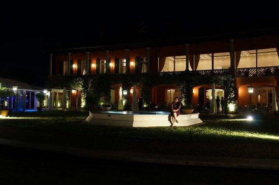 Villa Principe Leopoldo : Natural shot in late evening hours....