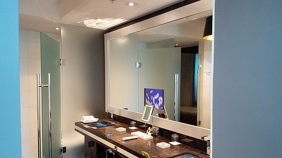 bathroom mirrors with tv built in bathroom mirror with tv built in picture of hotel beaux 24934