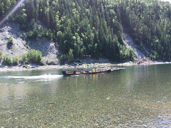 Saint-Alexis-de-Matapedia, Canada : L'environnement inoubliable du gite Dufour!