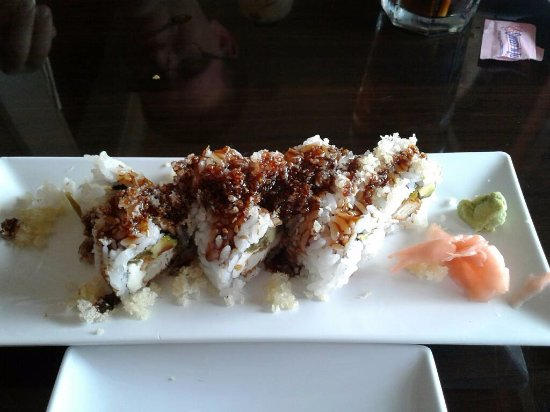 Alvin, TX: Chicken Crunch Sushi