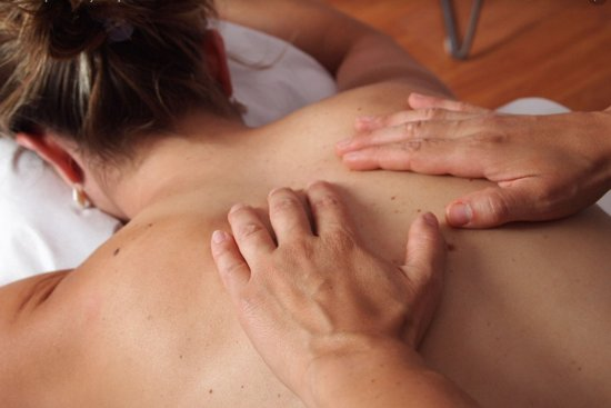 Temascaltepec, México: Servicio de masajes