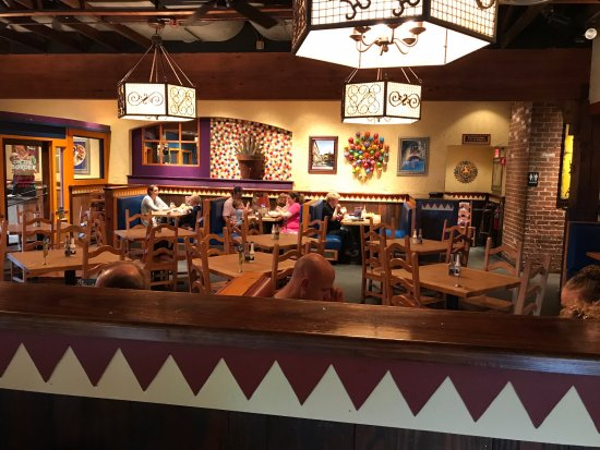 Interior Picture Of On The Border Mexican Cafe Novi