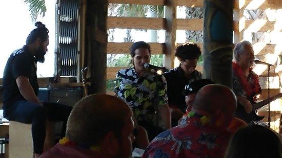 Polynesian Luau At Myrtle Beach