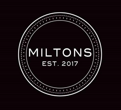 Metropolis, IL: Miltons Logo