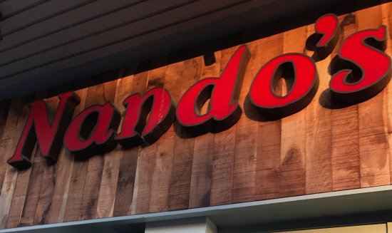 Nando's - Slough: the store