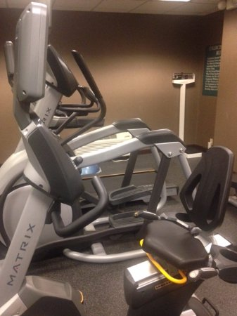 Holiday Inn Express Indianapolis South: Fitness Center