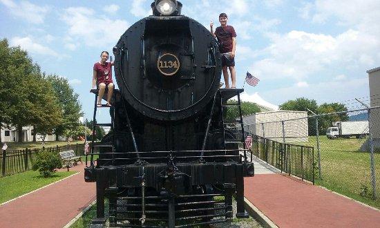 The Railroad Museum of Virginia