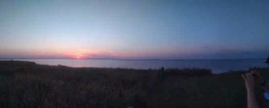 Malpeque, Canadá: Sunset (Panoramic)