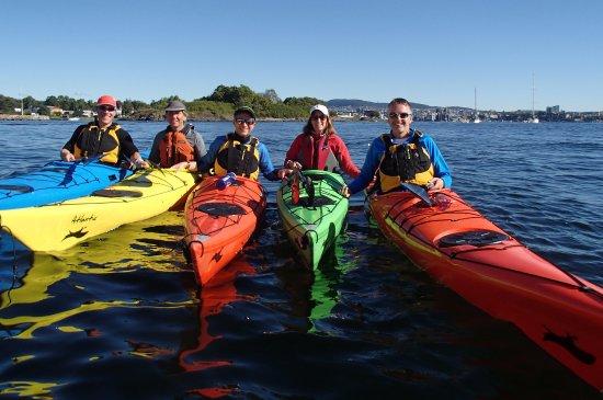 Oslo Kayak Tours