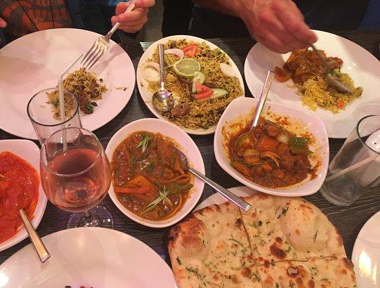 Balti Restaurant London N