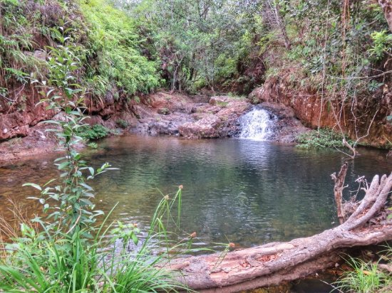 Hidden Valley Inn: Gorgeous swimming