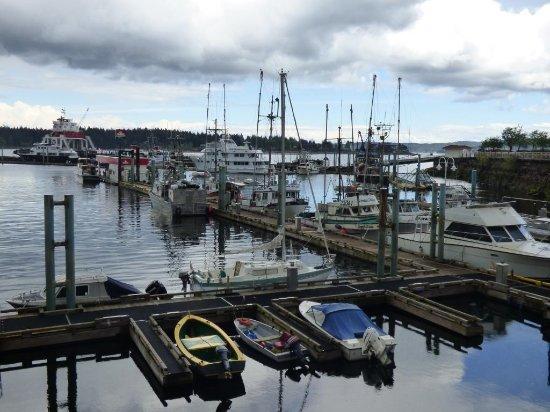 Nanaimo, Kanada: Harbour