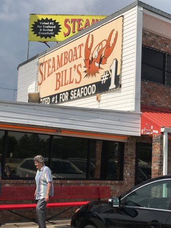 Steamboat Restaurant In Lake Charles