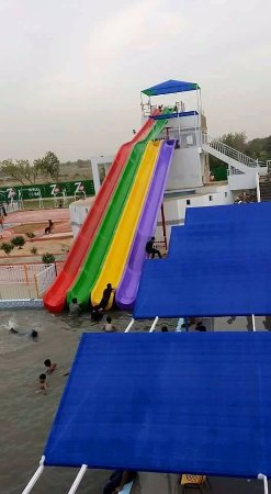 Dolphin Water Park - Picture of Dolphin Water Park, Mirpur Khas