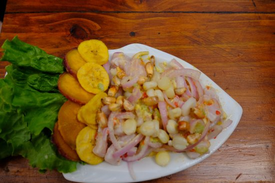 Peruvian Cooking Experience : ceviche