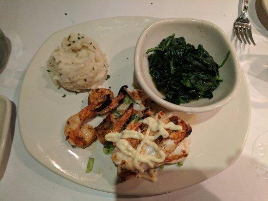 Snellville, جورجيا: Very good fish and shrimp!