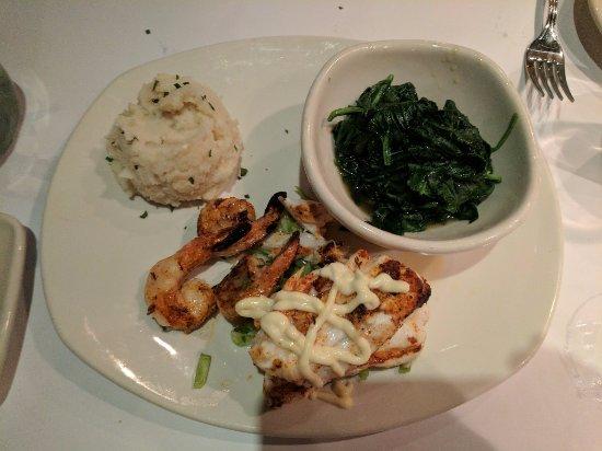 Snellville, Georgien: Very good fish and shrimp!