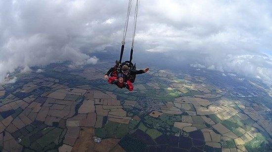 Brackley, UK: Fab time skydiving at Hinton