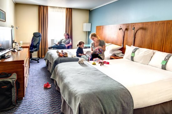 Holiday Inn London - Camden Lock: Double Bed Guest Room