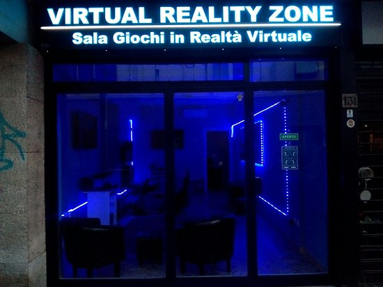 VR Zone - Virtual Reality Zone
