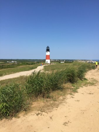 Sankaty Head Lighthouse: 8/2/2017