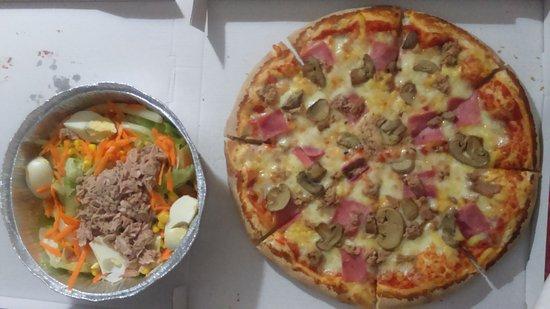 Restaurante pizzeria manila en jerez de la frontera con for Cocina y alma jerez