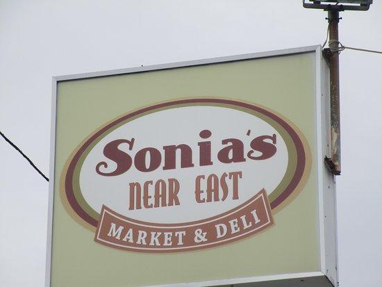 Sonia's Near East Market Cranston, R.I.
