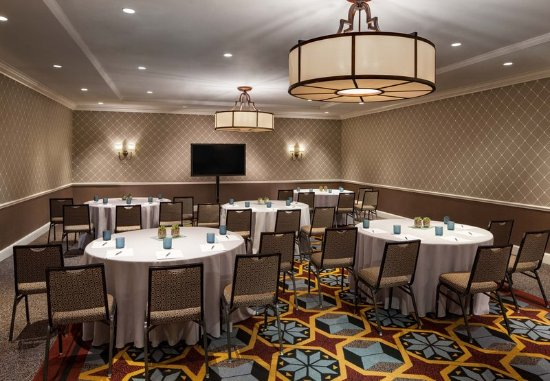 The Alexandrian, Autograph Collection : Rosemont Room - Banquet Setup