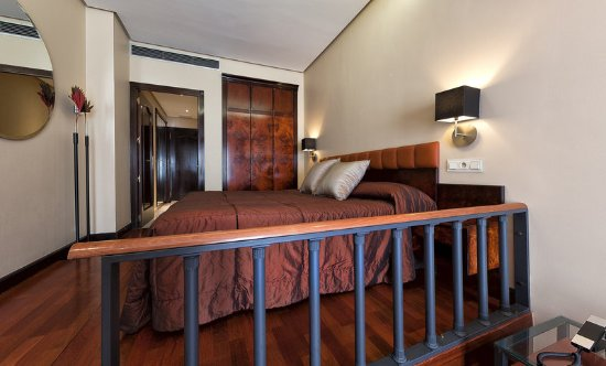 Superior Room at Hotel Villa Real Madrid
