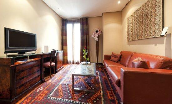 Junior Suite at Hotel Villa Real Madrid