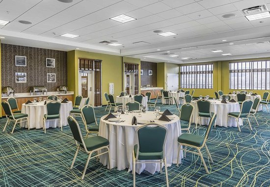 SpringHill Suites Chattanooga Downtown/Cameron Harbor: Tennessee River Meeting Room - Banquet Set-Up
