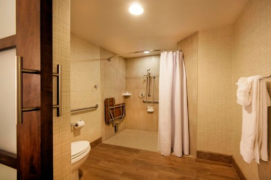Miami Springs, FL: Accessible Roll-In Shower